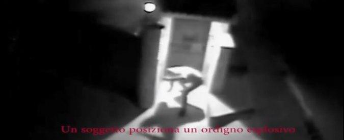 'Ndrangheta, a Lamezia 12 arresti per pizzo. In un video la bomba contro la casa di un imprenditore