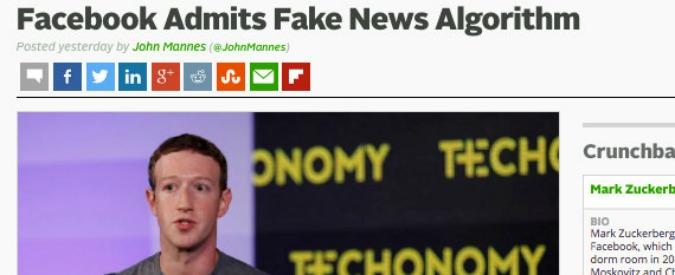 Le fake news abbondano e la scimmia nuda balla