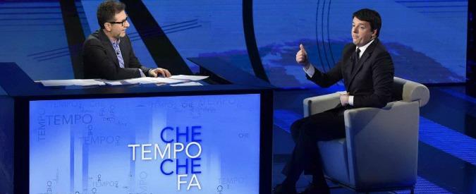 """Renzi: """"Scissione ideata da D'Alema: poteva candidarsi invece di scappare. Voto nel 2018, Gentiloni può anticiparlo"""""""