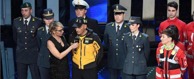 Festival di Sanremo 2017, il momento tv peggiore? La retorica melensa degli omaggi