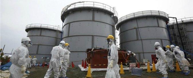 """Fukushima, il Telegraph: """"Giappone pronto a sversare in mare un milione di tonnellate di liquido radioattivo"""""""