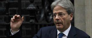 """Manovra, ok definitivo del Senato alla legge di bilancio. Gentiloni: """"Una spinta per la crescita, l'Italia merita fiducia"""""""