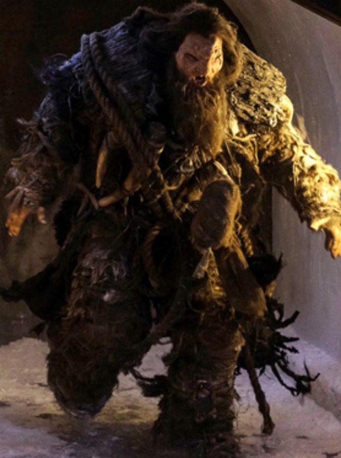 Il Trono di Spade, morto Neil Fingleton, il gigante della popolare serie