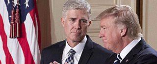 Usa, Trump nomina il conservatore Neil Gorsuch alla Corte Suprema. Democratici pronti a ostruzionismo, Senato a rischio spaccatura