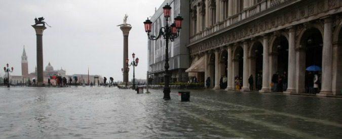 Cambiamenti climatici, 2100: l'Italia sommersa