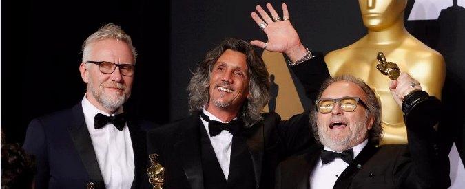 Oscar 2017 i vincitori miglior film moonlight errore for Oscar vinti da italiani