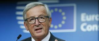 """Ora legale, Juncker: """"Proporremo l'abolizione in tutta l'Unione Europea"""""""