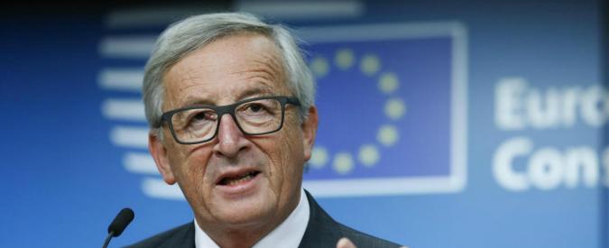 """Ue, """"Juncker pensa alle dimissioni"""". Bruxelles: """"È qui per restare, motivato come il primo giorno"""""""