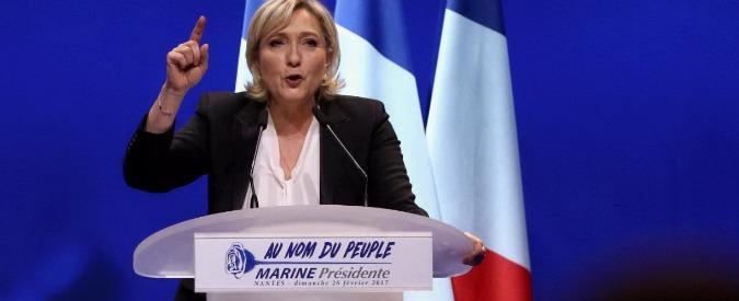 """Front National, tentato incendio nel quartier generale a Parigi. Rivendica gruppo """"contro xenofobia"""""""