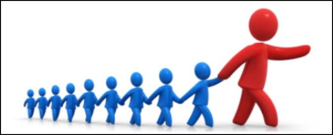 Un manager è efficace solo se è anche un leader (quindi efficiente ma gentile)