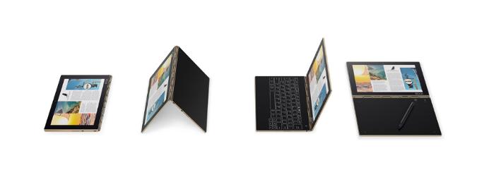 Lenovo YOGA Book, la nostra prova. Tastiera e tavoletta grafica i punti forti, la penna è migliorabile