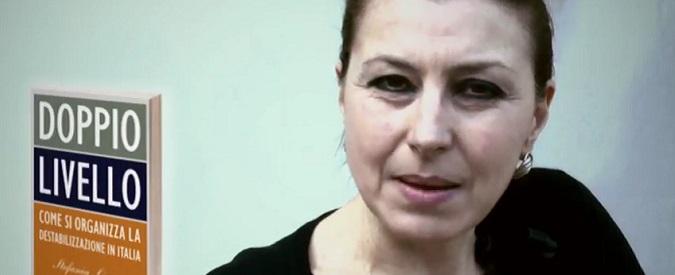 Stefania Limiti indagata perché non rivela la sua fonte, cioè perché fa la giornalista