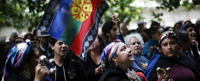 Patagonia, la lotta dei Mapuche contro i Benetton