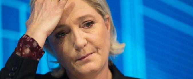 """Francia, media: """"Incriminato un altro collaboratore di Marine Le Pen"""""""