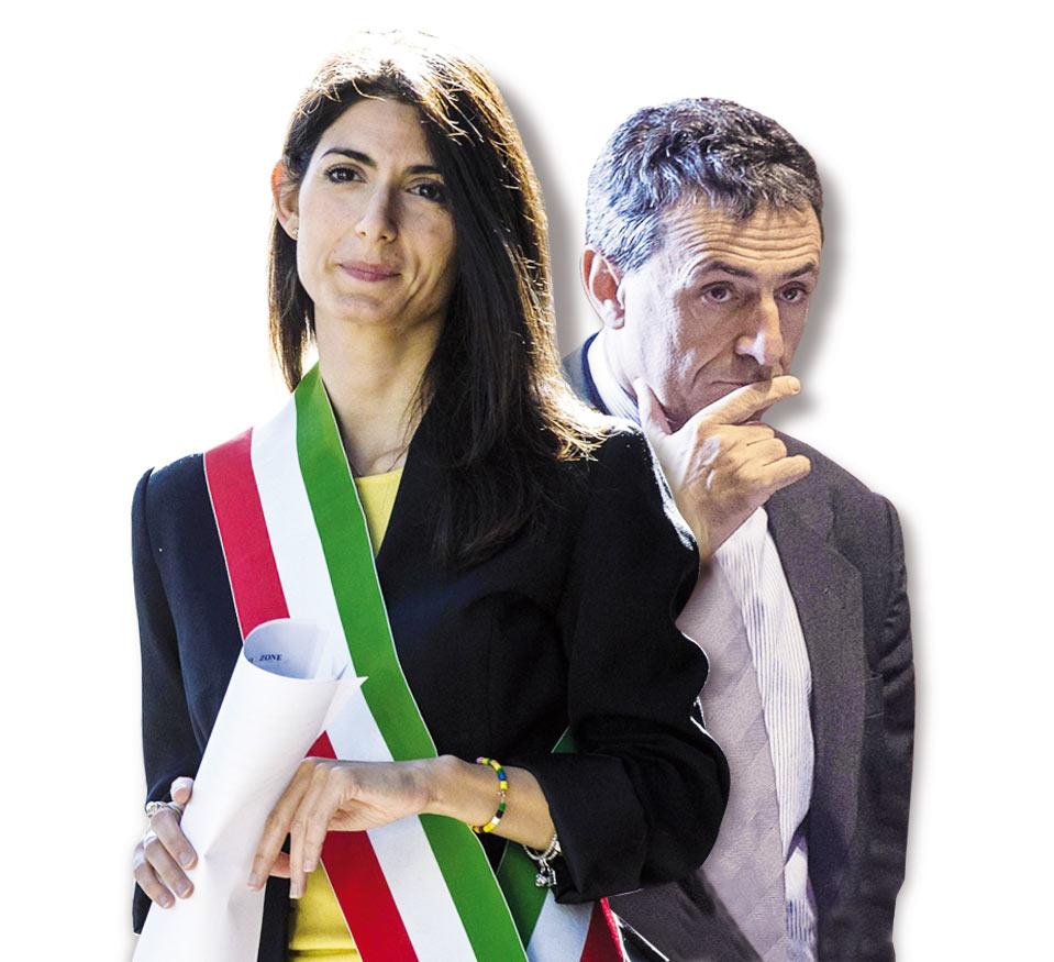 """In Edicola sul Fatto Quotidiano del 4 febbraio: I pm di Roma sulle due polizze di Romeo a Raggi: """"Nessun reato"""""""