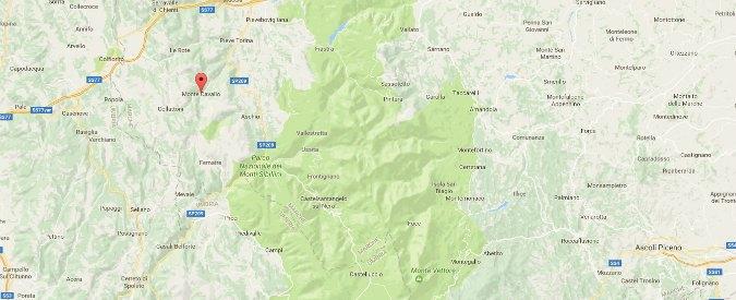 Terremoto tra Macerata e Perugia: nella notte scossa di magnitudo 4.4