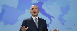 """Conti pubblici, la Ue inchioda l'Italia a fare la manovra entro aprile: """"Prendiamo nota dell'impegno assunto dal governo"""""""