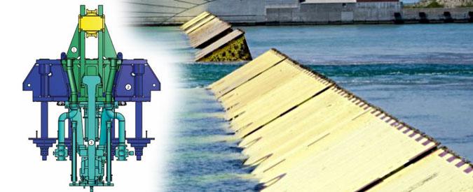 Mose, spesi 250 milioni di euro in affidamento diretto per le cerniere a rischio di corrosione