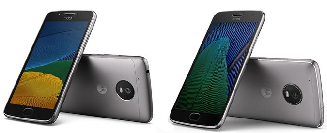 Lenovo Moto G5 e Moto G5 Plus: in arrivo la quinta generazione del Moto G