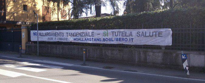 Passante di mezzo a Bologna: la soluzione non è costruire più strade, ma usare meno auto