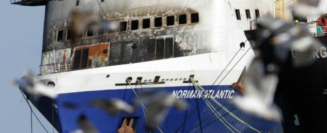"""Norman Atlantic, le colpe di comandante e equipaggio secondo i periti: """"Allarme dato male o non dato, a bordo il caos"""""""