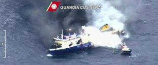 Norman Atlantic, chiusa l'inchiesta sul naufragio del traghetto: 32 indagati