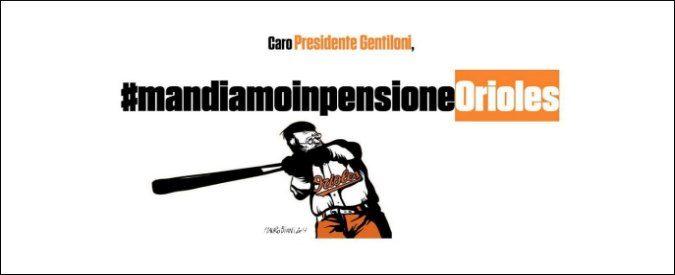 Riccardo Orioles, ancora 4mila firme per garantirgli la legge Bacchelli