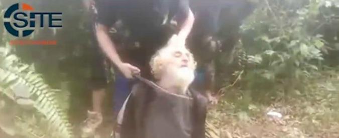 Filippine, gruppo affiliato all'Isis decapita un ostaggio tedesco: video diffuso online
