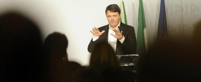 Scissione Pd: Renzi chiede rispetto ma lui l'ha avuto?