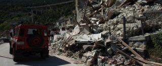 """Terremoto, procedura semplificata per proposta Ue di finanziare la ricostruzione. M5S: """"Compromesso al ribasso"""""""