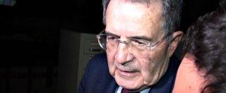 """Pd, Prodi: """"Scissione? Ha sempre effetto negativo. No a voto anticipato"""""""