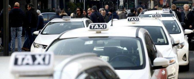 Taxi, sciopero nazionale il 23 marzo: 'Umiliati, il governo non sa dare risposte'