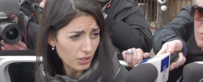 """Virginia Raggi e la polizza di Romeo: """"Ho sentito Grillo, ho la fiducia del M5s"""""""