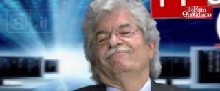 """Vitalizi, Razzi: """"Bastano 5mila euro al mese e non solo ai politici. Tanto a quell'età si mangiano solo biscotti"""""""