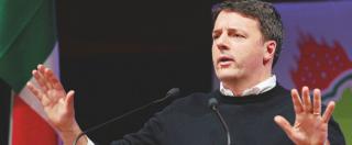 """Matteo Renzi, lettera al Pd nel giorno della direzione: """"Serve leadership ma chi perde congresso rispetti l'esito del voto"""""""