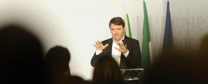 Pd, Renzi prigioniero dei cancelletti (#) dell'arroganza