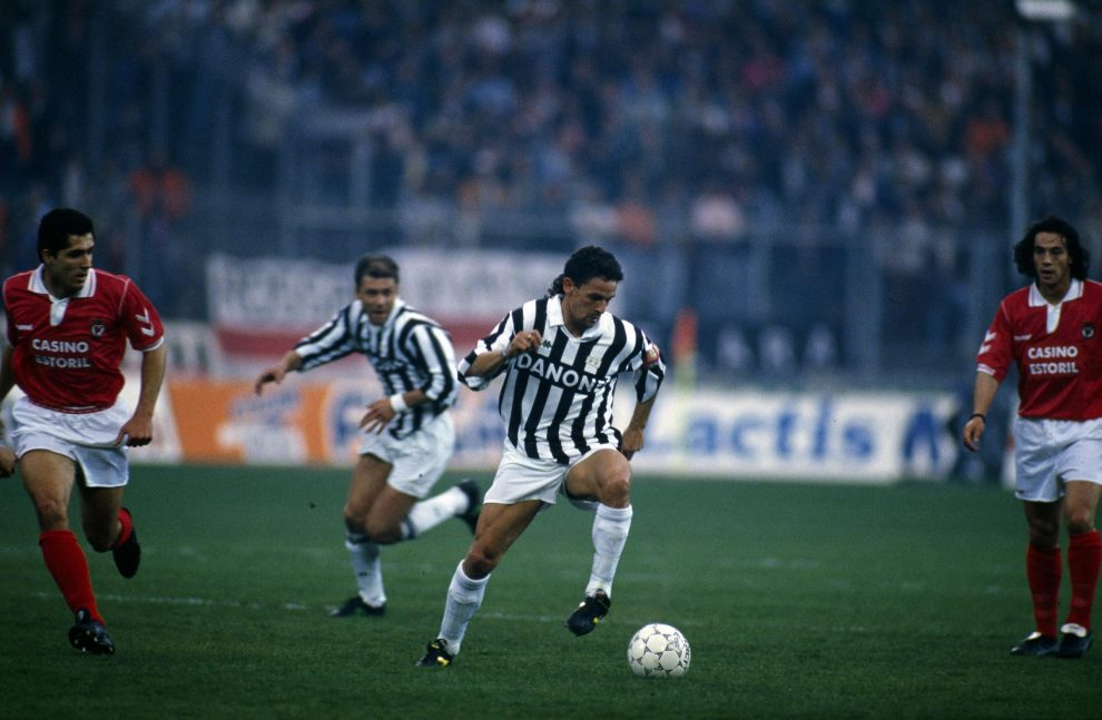Roberto Baggio – la carriera
