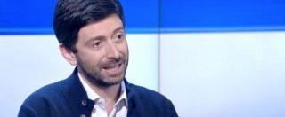 """Ex Pd ora Dp, Speranza a Gentiloni: """"Abbia paura di Renzi, non di me. Non faremo mancare nostro appoggio"""""""