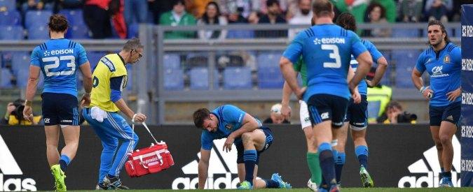 Rugby Sei Nazioni, per l'ex ct dell'Inghilterra Woodward l'Italia meriterebbe retrocessione
