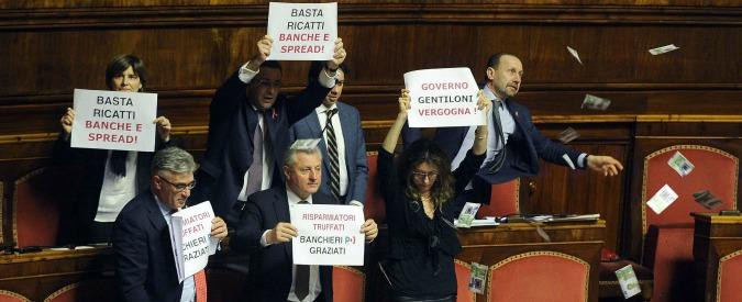 Banche, arriva alla Camera il decreto sui salvataggi. Restano i paletti morbidi su bonus e azioni di responsabilità