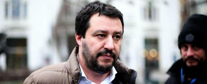 """Migranti, Salvini: """"Serve pulizia di massa via per via, quartiere per quartiere"""""""
