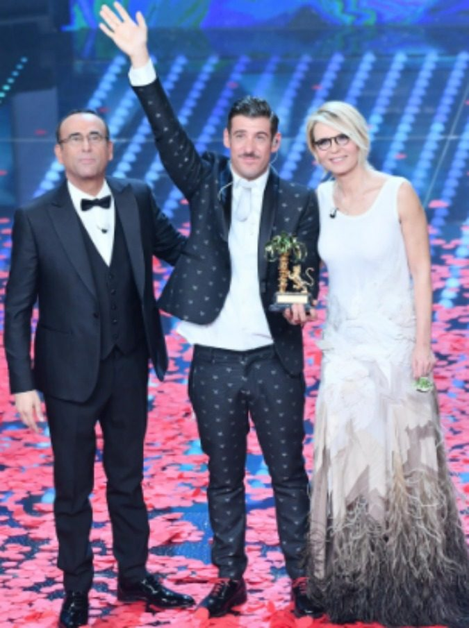 Sanremo 2017, i dati Auditel: record di ascolti per la finale: 58,4% di share