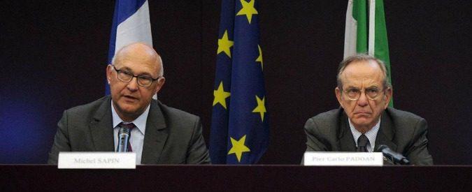 Conti pubblici: Italia commissariata e svenduta, ma la priorità è la Raggi