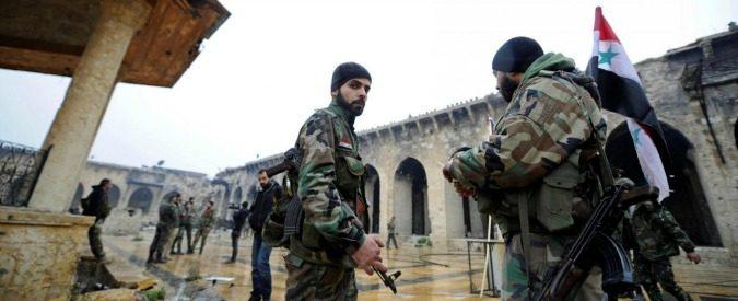 Guerra in Siria, perché il ruolo decisivo spetta all'Unione europea