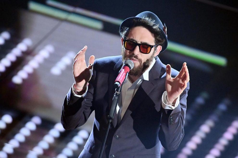 Alessio Bernabei, l'incidente al Festival di Sanremo