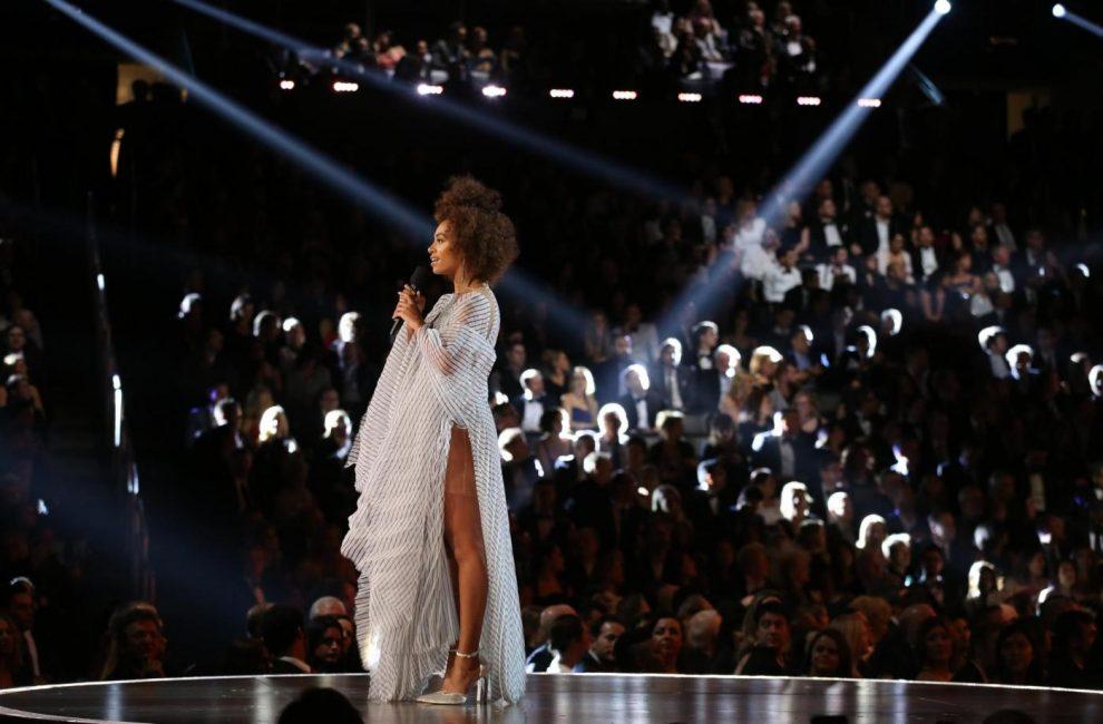La serata dei Grammy Awards 2017 a Los Angeles