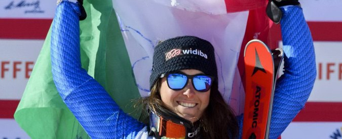 Mondiali di sci 2017, Sofia Goggia conquista la prima medaglia per l'Italia