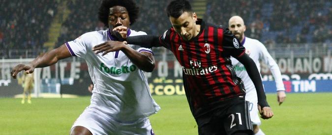 Ten Talking Points, il Milan vince nonostante il Uallarito Sosa. Il prossimo allenatore della Fiorentina? Matteo Renzi