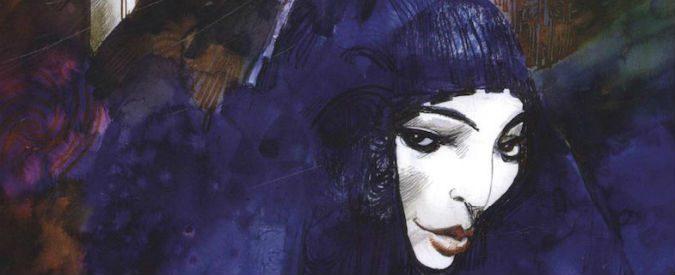 Sharaz-De, Le Mille e una notte a fumetti di Sergio Toppi