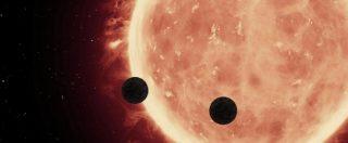 """Nasa: """"Scoperto sistema solare con sette pianeti simili alla Terra"""". Sei sono in una zona temperata"""
